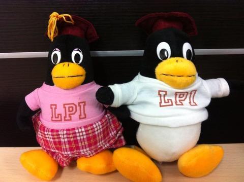 Linuxのマスコットペンギン タックス