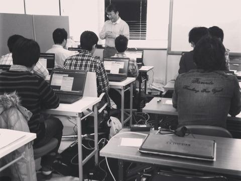 2月1日より、新たに受講生が加わりました。